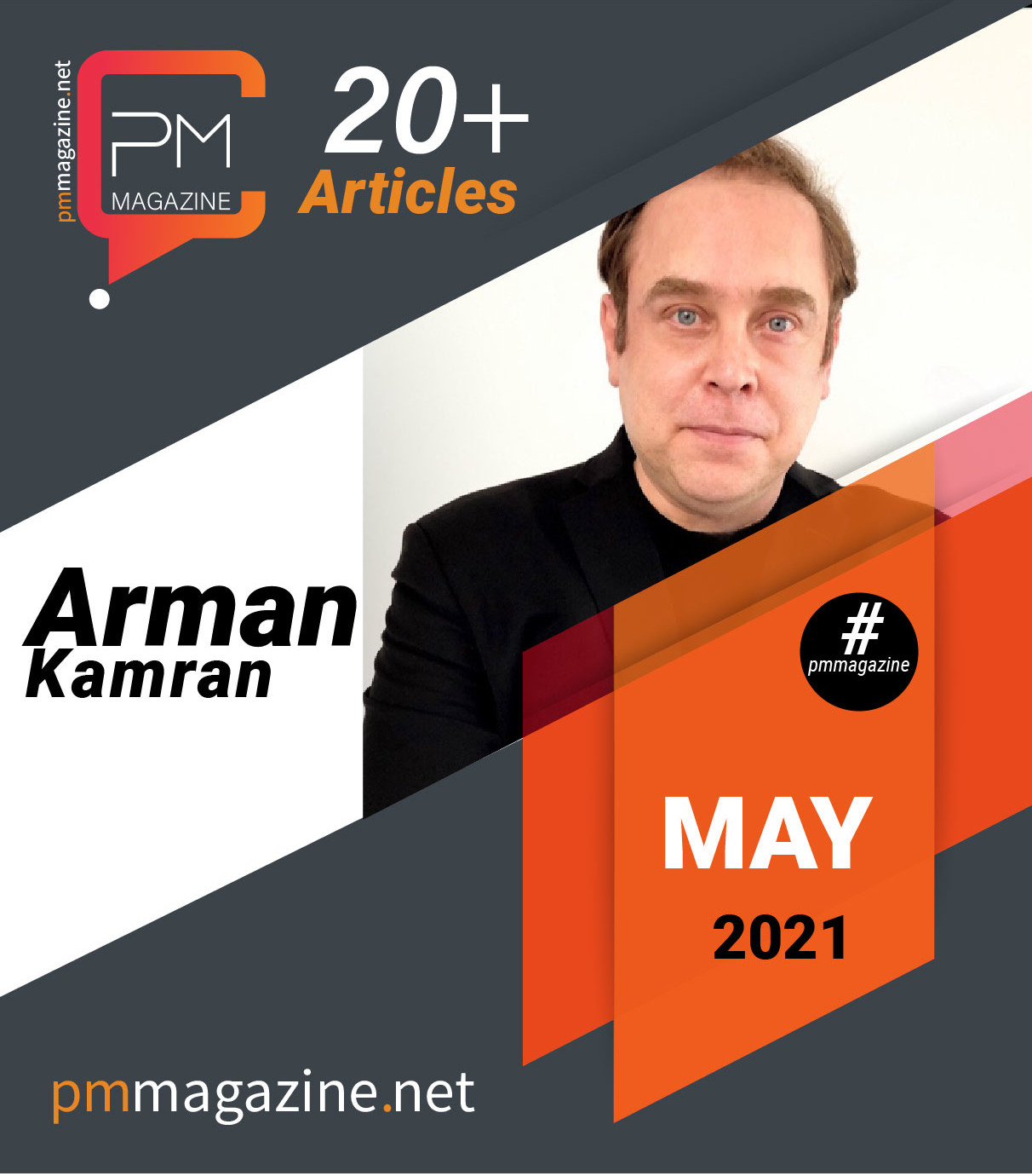 pmmagazine.net - Arman Kamran