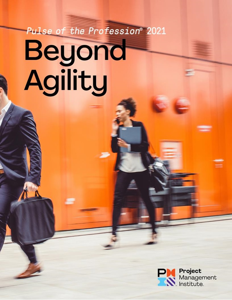pmmagazine.net - ad | Pulse of the Profession 2021 | Beyond Agility